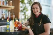 Meilleure «bartender» du monde 2017