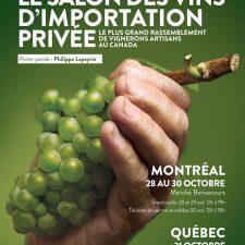 10e Édition du Salon des Vins d'Importation Privée