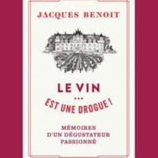 Nouvelle parution de Jacques Benoit