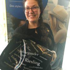 Notre collègue Gabrielle Plastre remporte le concours des vins allemands de l'ITHQ