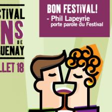Le Festival des vins de Saguenay du 12 au 14 juillet