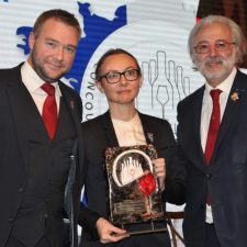 Pascaline Lepeltier, meilleure sommelière de France 2018