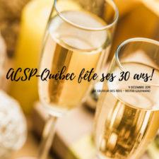 L'ACSP fête ses 30 ans
