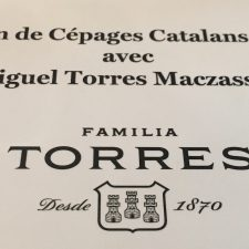 Cépages catalans ancestraux retrouvés par la famille Torres