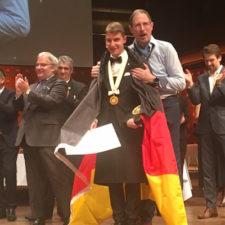 Le jeune allemand Marc Almert remporte le CMSM 2019