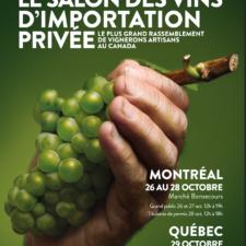 Salon des vins d'importation privée de Montréal et de Québec